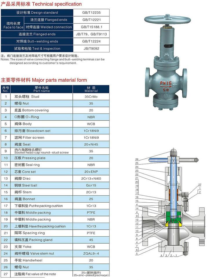 TPL41Y阀套式排污阀|阀套式排污阀-永嘉县中冶阀门有限公司